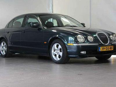 tweedehands Jaguar S-Type 3.0 V6 AUT   Executive   Airco   Leren bekleding  