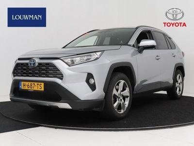 tweedehands Toyota RAV4 2.5 Hybrid Business Intro
