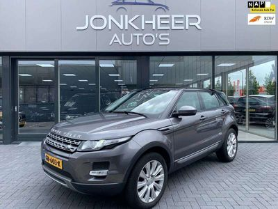 tweedehands Land Rover Range Rover evoque 2.0 Si 4WD Dynamic, Panoramadak, Memory, 19inch, N