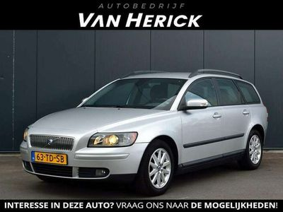tweedehands Volvo V50 1.8 Edition I 125PK   Clima   Cruise   Nette staat