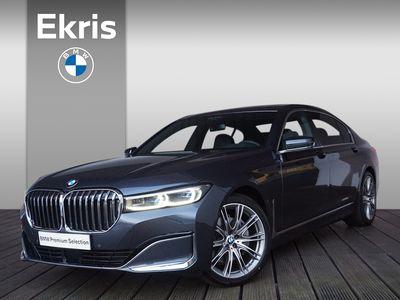 "tweedehands BMW 730L 730 d Sedan High Executive / 20""/ elek. achterbank"