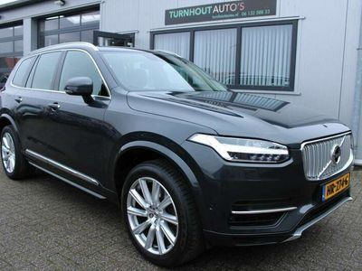 tweedehands Volvo XC90 2.0 T8 Twin Engine AWD Inscription MARGE, komt GEE