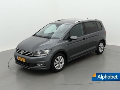 tweedehands VW Touran 1.6 TDI 120pk Automaat Connected Series 7 Persoons Winterpakket