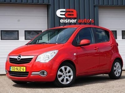 tweedehands Opel Agila 1.0 Edition LPG | AIRCO |