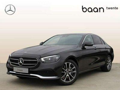 tweedehands Mercedes E300 E 300 EBusiness Solution Luxury Automaat