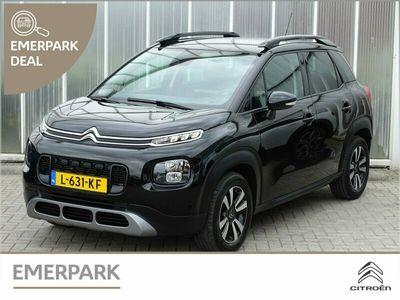 tweedehands Citroën C3 Aircross Shine 1.2 PT 110pk Navigatie | Climatronic | Parkeersensoren achter Emerpark Amersfoort