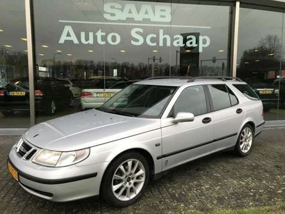 tweedehands Saab 9-5 Estate 2.0t Linear   Rijklaar   Sportstoel Hirsch