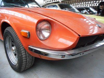 tweedehands Datsun 240Z -orange