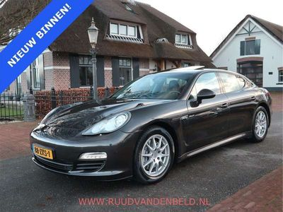 tweedehands Porsche Panamera 3.0D SCHUIFDAK/ACTIVE-SUSPENSION/NAVI/XENON