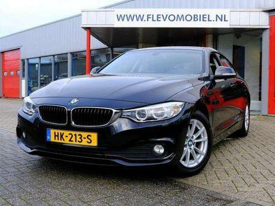tweedehands BMW 418 Gran Coupé 418d Corporate Lease Essential Aut. Xen