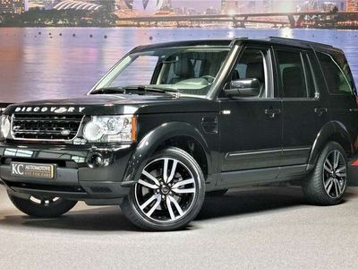 tweedehands Land Rover Discovery 3.0 SDV6 HSE Full Options!   Pano   Leder  