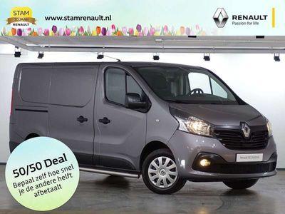 tweedehands Renault Trafic 1.6 dCi T27 L1H1 Comfort Parkeer sens., Airco, Cru