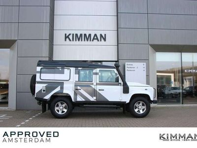 tweedehands Land Rover Defender 2.2D 122pk Commercial X-TECH British Design Editio