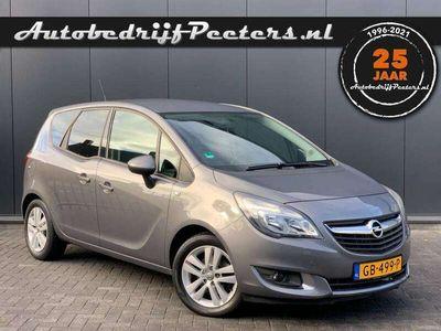 tweedehands Opel Meriva 1.4 T Design 1e eigenaar AC Cruise Privacy glas