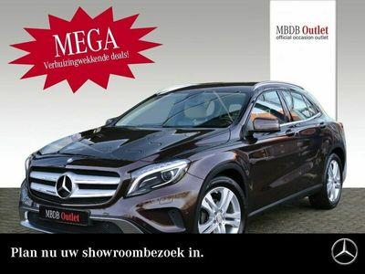 tweedehands Mercedes GLA220 CDI Ambition