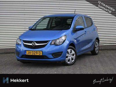tweedehands Opel Karl Edition 1.0 EcoFlex 75pk CRUISE   STUURVERWARMING