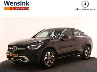 tweedehands Mercedes 300 GLC Coupe4MATIC Premium | Standverwarming | Head up display | Sfeerverlichting | Business pakket | Multibeam led verlichting | Apple carplay