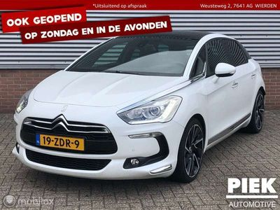 tweedehands Citroën DS5 1.6 e-HDi So Chic PANORAMADAK, TREKHAAK, APK