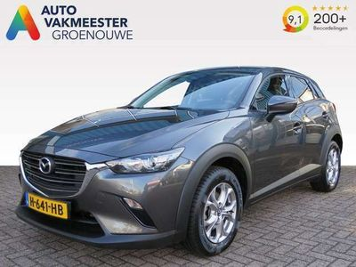 tweedehands Mazda CX-3 2.0 SkyActiv-G 120 / 12.385km / Navi / Stoelverwarming / Incl 6 maand BOVAG garantie