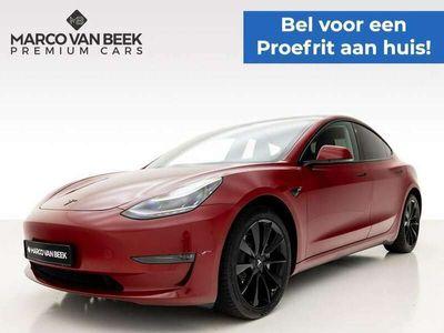 tweedehands Tesla Model 3 Long Range