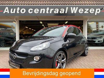 tweedehands Opel Adam 1.4 Turbo S 150PK | Leder | Full-led | Navigatie |