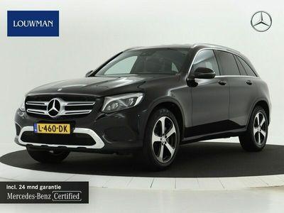 tweedehands Mercedes 250 GLC-KLASSE4MATIC   Navigatie   Spiegelpakket   Stoelverwarming Inclusief 24 MB Premium Certified garantie voor Europa.