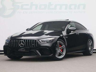 tweedehands Mercedes AMG GT 4-Door Coupe 63 4MATIC+ Premium Plus Performance s