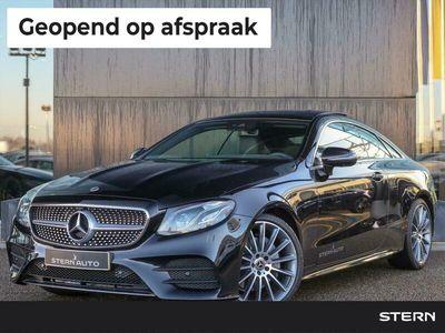 tweedehands Mercedes E200 E-klasseCoupé Automaat AMG Line | Premium Plus Pakket | Panor