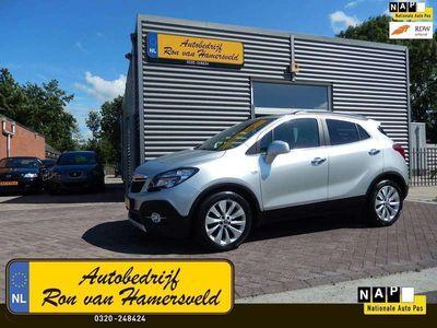 tweedehands Opel Mokka 1.6 Cosmo *navi*leder*airco*