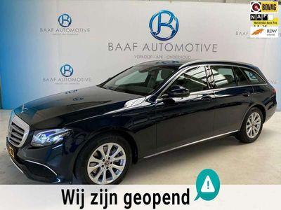 tweedehands Mercedes E250 Estate Premium Plus 2018 37000km 38950 eu.