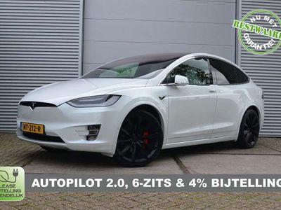 tweedehands Tesla Model X 90D (4x4) 6p. AutoPilot2.0+FSD 63.636ex
