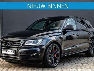 tweedehands Audi SQ5 PROLINE PANO B&O Black Optiek VOL