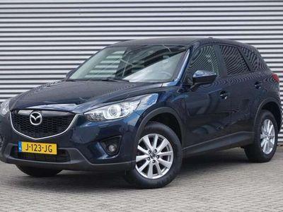 tweedehands Mazda CX-5 SkyActiv-D 2.2 150-PK TS+, Navi, Xenon.