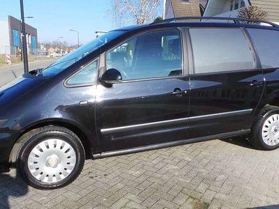 tweedehands VW Sharan 1.9 TDI AUT.Van/Grijs kenteken Airco