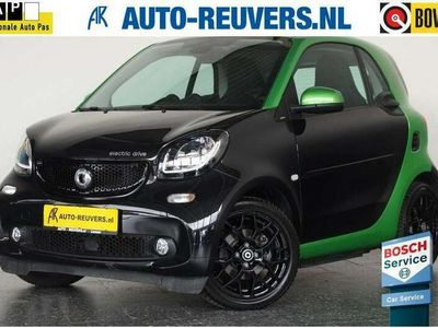 tweedehands Smart ForTwo Coupé Έlectric drive EQ Passion / Navi / Camera / Cruise