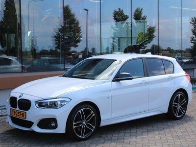 tweedehands BMW 120 1-SERIE i High Executive M-Sport Nav-Pro Led HiFi 18''LM .