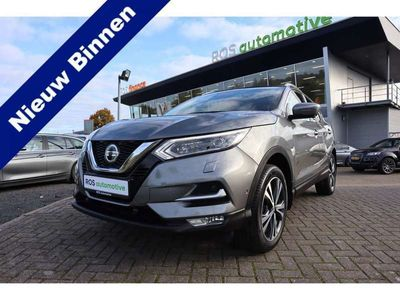 tweedehands Nissan Qashqai 1.3 DIG-T Tekna XENON/LANE-ASSIST/CAMERA/STOELVERW