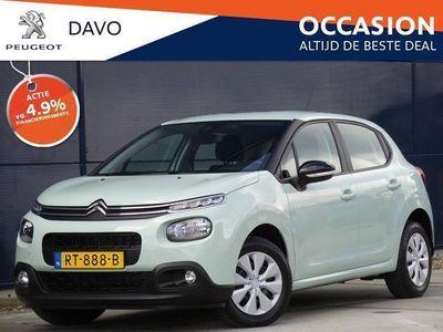 tweedehands Citroën C3 1.2 PureTech Feel Airco I Lage KM stand !