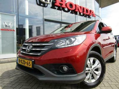 tweedehands Honda CR-V 2.0 16V 155pk Real Time 4WD Aut. Elegance,NAVI,TRE