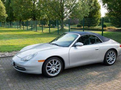 tweedehands Porsche 996 cabrio 3.4 Neue IMS, Technik up to date, Chiquer 9