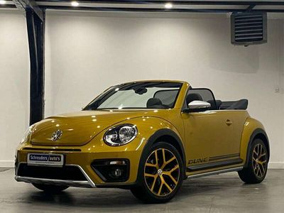 "tweedehands VW Beetle Cabriolet 1.4 TSI Dune ""Uniek in Nederland"""