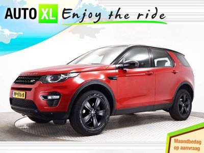 tweedehands Land Rover Discovery Sport 2.0 ED4 Limited black edition Navi Clima Leer Park