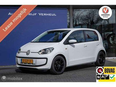 tweedehands VW up! up! 1.0 moveBlueMotion 5Drs Airco Navi Boekjes Nap