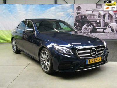 tweedehands Mercedes E200 Business Solution Sport MEMORY STOELEN full opties