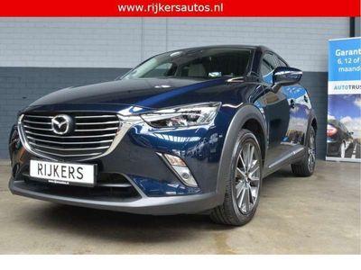 tweedehands Mazda CX-3 2.0 SkyActiv-G 150 GT-M 4WD Automaat Airco, Xenon,