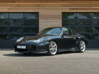 tweedehands Porsche 996 3.6 Coupé Turbo 420pk