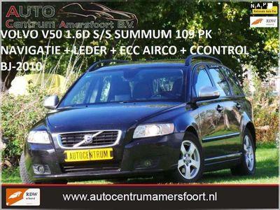 tweedehands Volvo V50 1.6D S/S Summum ( INRUIL MOGELIJK )
