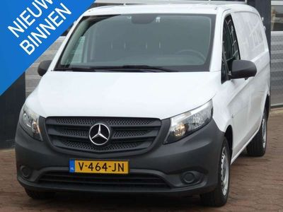 tweedehands Mercedes Vito 111 CDI Lang Comfort AIRCO/ CRUISE/ 40-DKM/ ETC...