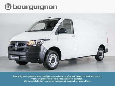 tweedehands VW Transporter T6.1 | Nieuwprijs € 23.950,00 | 110PK L2H1 Geslote