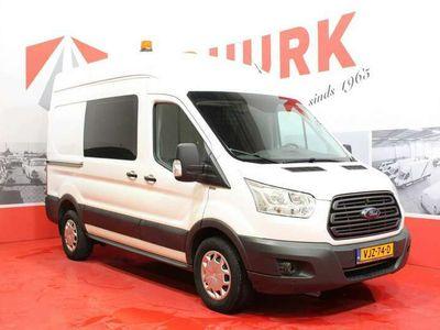 tweedehands Ford Transit 350 130 pk L2H3 Aut. ideaal als camper of mobiele